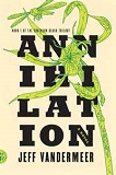 Annihilation-edited by Jeff VanderMeer cover