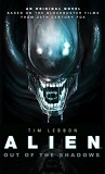 Alien, Out of Shadows-by Tim Lebbon cover