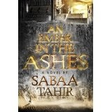 An Ember in the Ashes-by Sabaa Thir cover pic