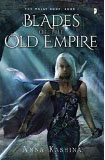 Blades of the Old Empire-by Anna Kashina cover