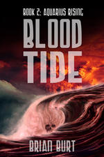Blood Tide-by Brian Burt cover