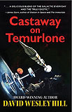 Castaway on Temurlone-by David Wesley Hill cover pic
