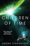 Children of Time-by Adrian Tchaikovsky cover