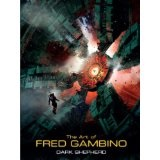 Dark Sheppard, The Art of Fred Gambino-by Fred Gambino cover