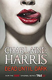 Dead Until Dark-by Charlaine Harris cover