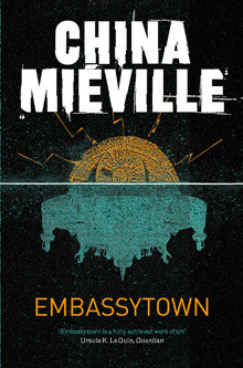 Embassytown-by China Mieville cover