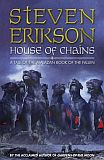 House of Chains-by Steven Erikson cover