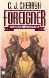Foreigner-by C.J. Cherryh cover pic