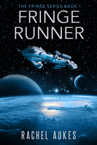 Fringe Runner-by Rachel Aukes cover
