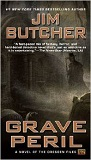 Grave Peril-by Jim Butcher cover pic