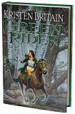 Green Rider-by Kristen Britain cover pic