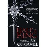 Half a King-by Joe Abercrombie cover