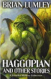 Haggopian and other Stories-by Brian Lumley cover