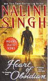 Heart of Obsidian-by Nalini Singh cover