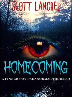 Homecoming-by Scott Langrel cover