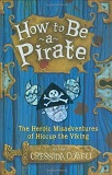 How To Be a Pirate-by Cressida Cowell cover