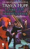 Long Hot Summoning-by Tanya Huff cover pic