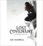 Lost Covenant-by Ari Marmell cover pic