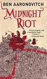 Midnight Riot-by Ben Aaronovitch cover pic