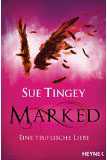 Marked: Book 1 of The Soulseer Chronicles-by Sue Tingey cover
