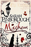 Mayhem-by Sarah Pinborough cover pic