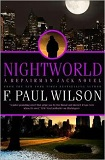 Nightworld-by F. Paul Wilson cover