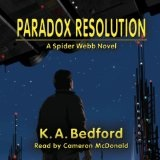 Paradox Resolution-by K. A. Bedford cover pic