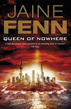 Queen of Nowhere-by Jaine Fenn cover