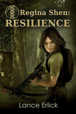 Regina Shen: Resilience-by Lance Erlick cover