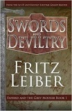 Swords and Deviltry-by Fritz Leiber cover