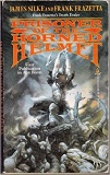 Prisoner of the Horned Helmet-by James R. Silke, Frank Frazetta cover