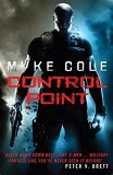 Shadow Ops:  Control Point-by Myke Cole cover pic