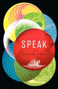 Speak-by Louisa Hall cover