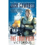 The Lost Fleet: Victorious-by Jack Campbell cover