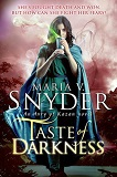 Taste of Darkness - Book 3 of the Avry of Kazan series-by Maria V. Snyder cover