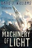 The Machinery of Light-by David J. Williams cover