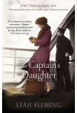 The Captain's Daughter-by Leah Fleming cover