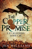 The Copper Promise-by Jen Williams cover