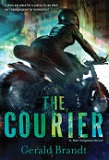 The Courier-by Gerald Brandt cover