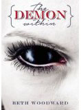 The Demon Within-by Beth Woodword cover