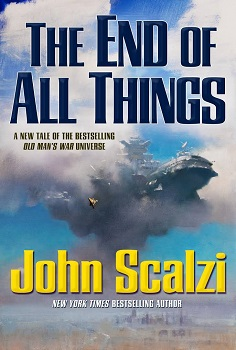 The End of All Things-by John Scalzi cover pic