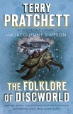 The Folklore of Discworld-by Terry Pratchett, Jacqueline Simpson cover