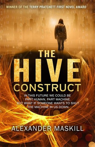 The Hive Construct-by Alexander Maskill cover