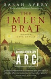 The Imlen Brat-by Sarah Avery cover