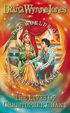 The Lives of Christopher Chan-by Diana Wynne Jones cover