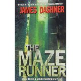 The Maze Runner-by James Dashner cover pic