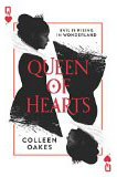 Queen of Hearts-by Colleen Oakes cover