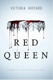 The Red Queen-by Victoria Aveyard cover