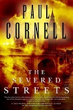 The Severed Streets - Book 2 of The Shadow Police-by Paul Cornell cover