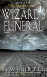 Wizard's Funeral-by Kim Hunter cover